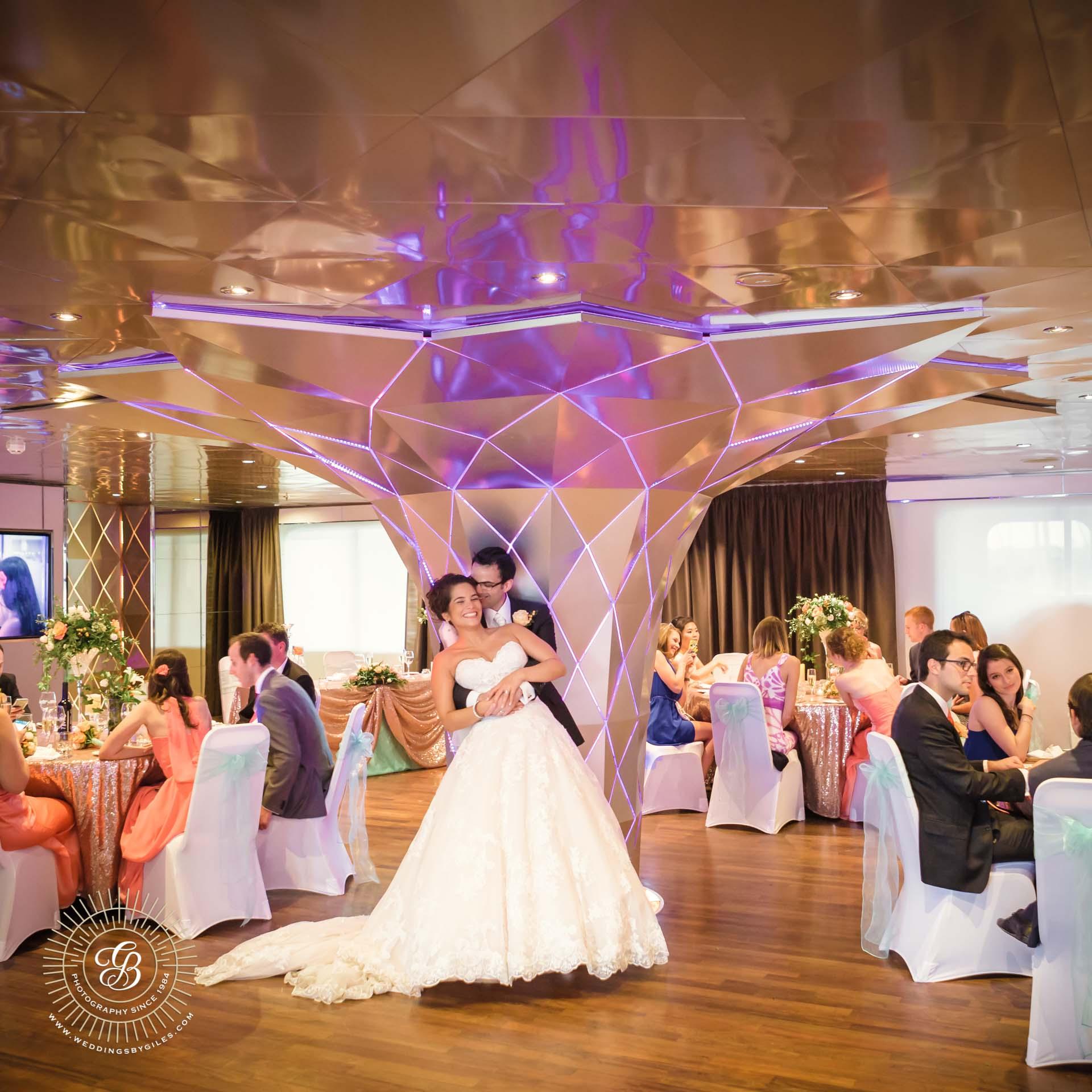 Wedding Reseption at La Sala Gibraltar