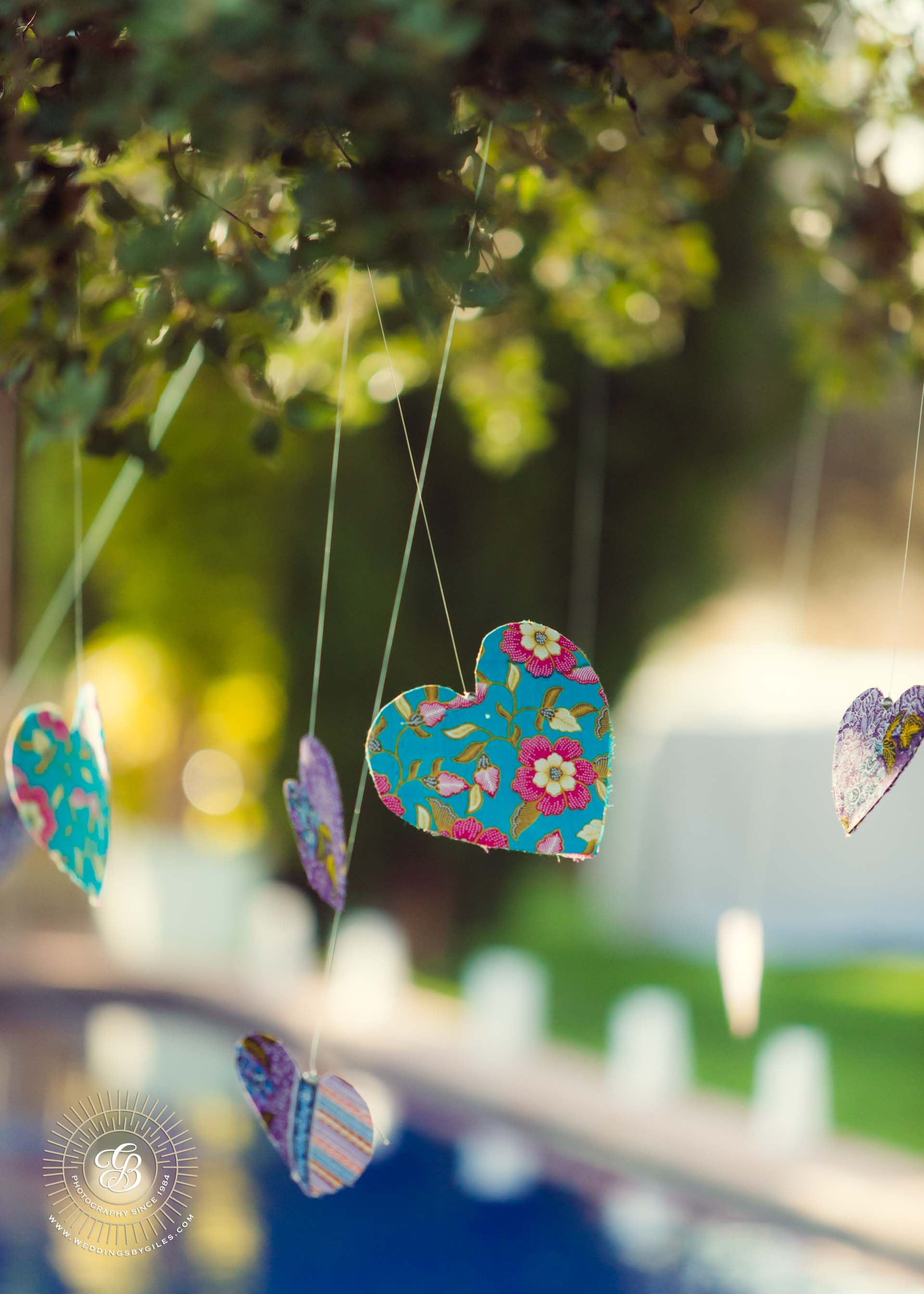 54_wedding Heart decorations_