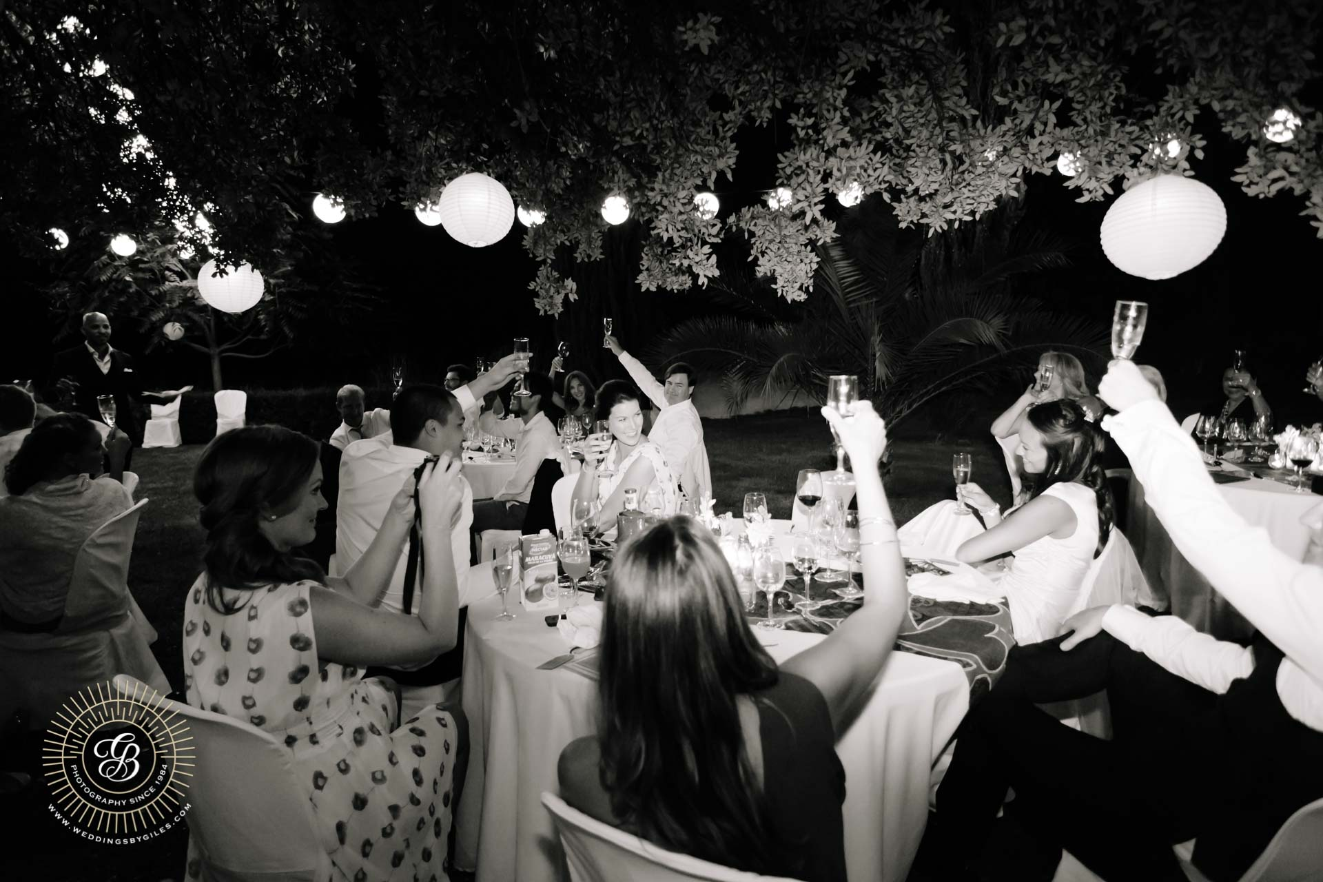 toast to the bride