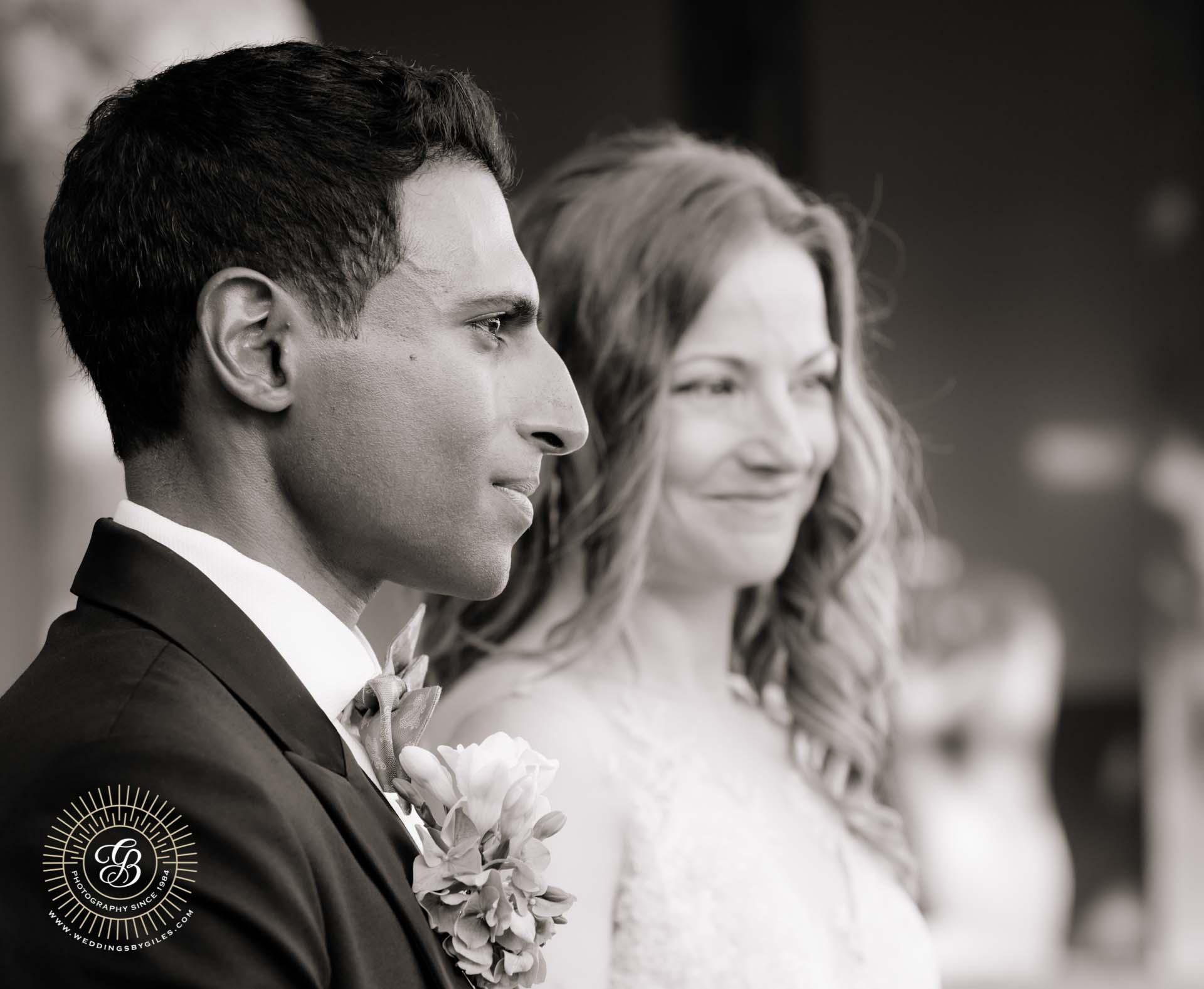 Groom getting married in spain