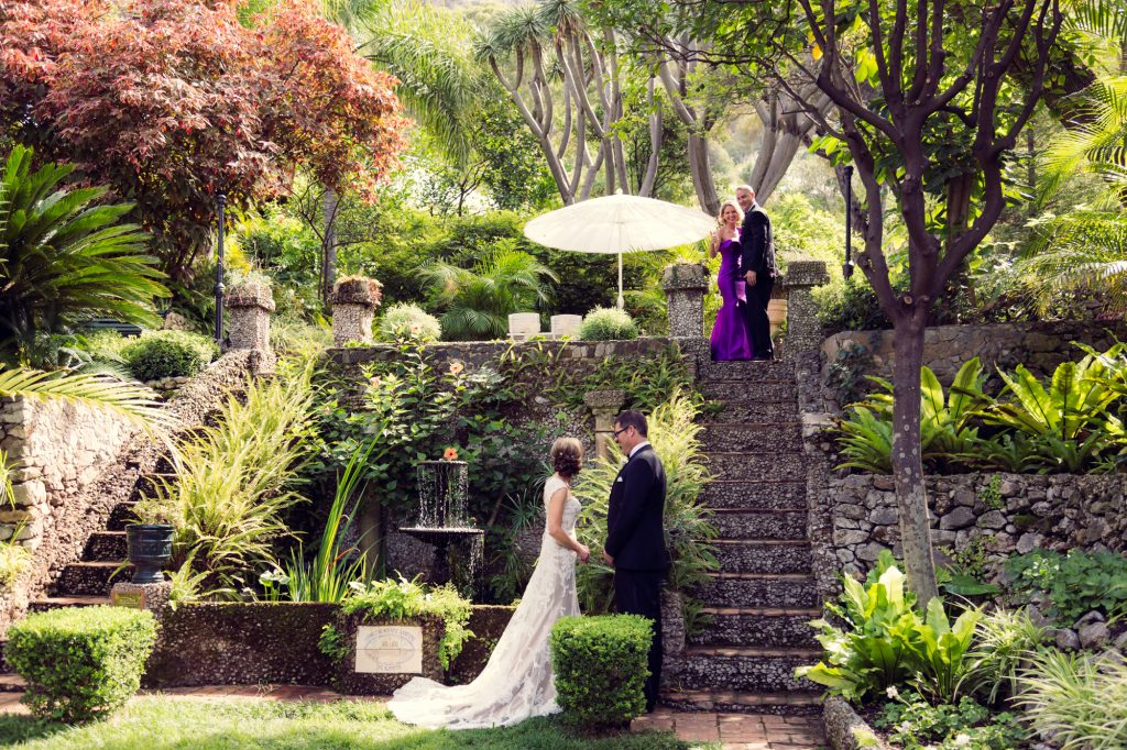 Wedding Photo in Alameda Gardens