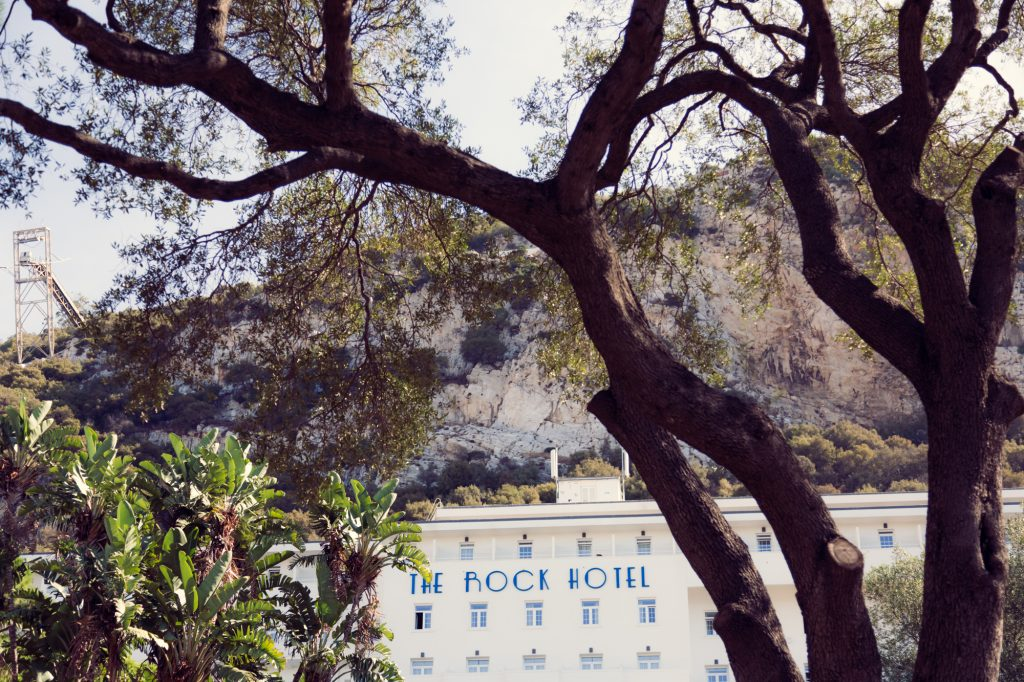 The Rock Hotel - Gibraltar