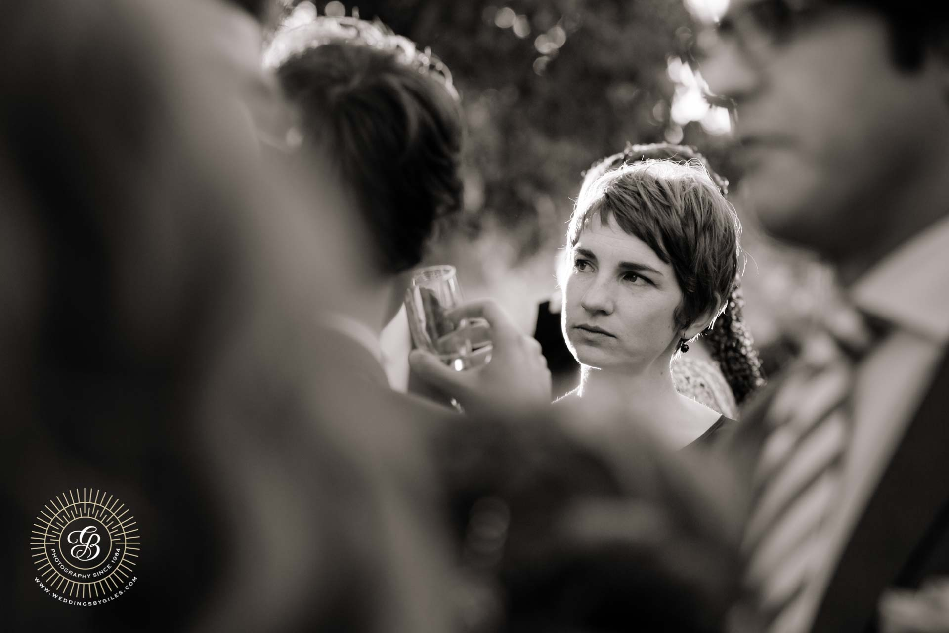 wedding guest at wedding in andalucia