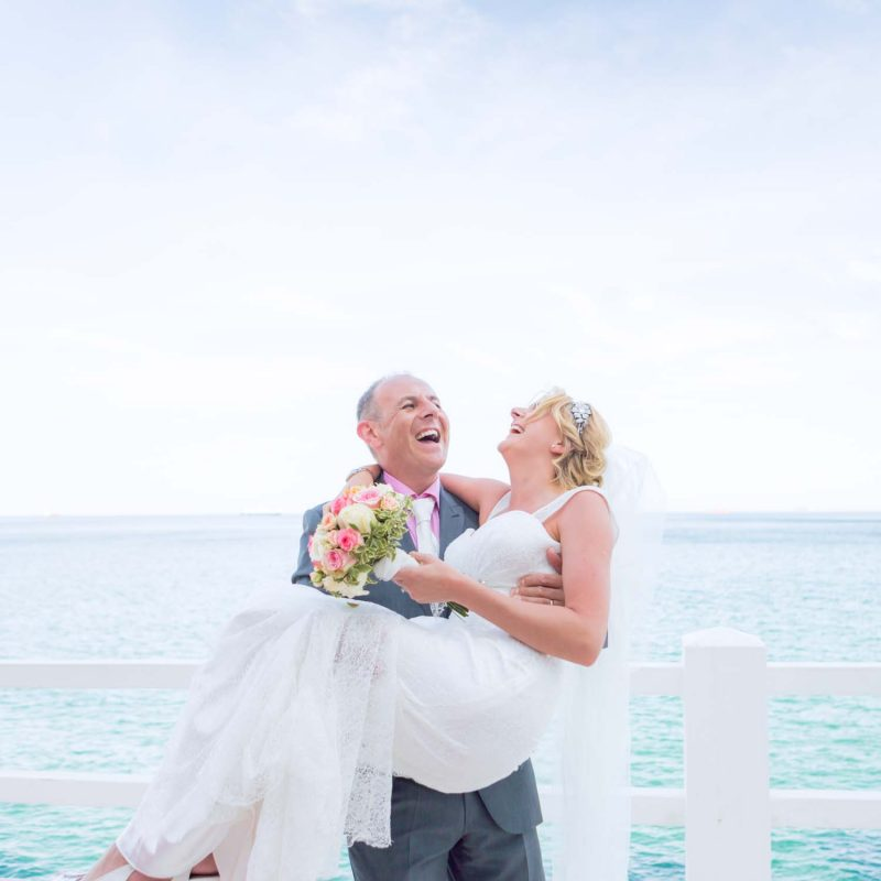Wedding at The Caleta Hotel Gibraltar