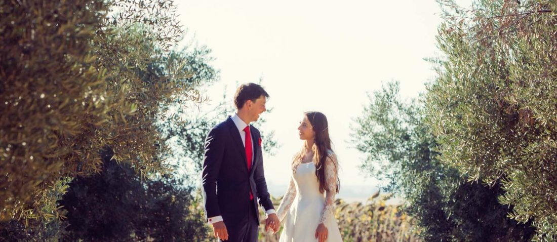 Wedding at Hacienda de San Rafael, Seville,