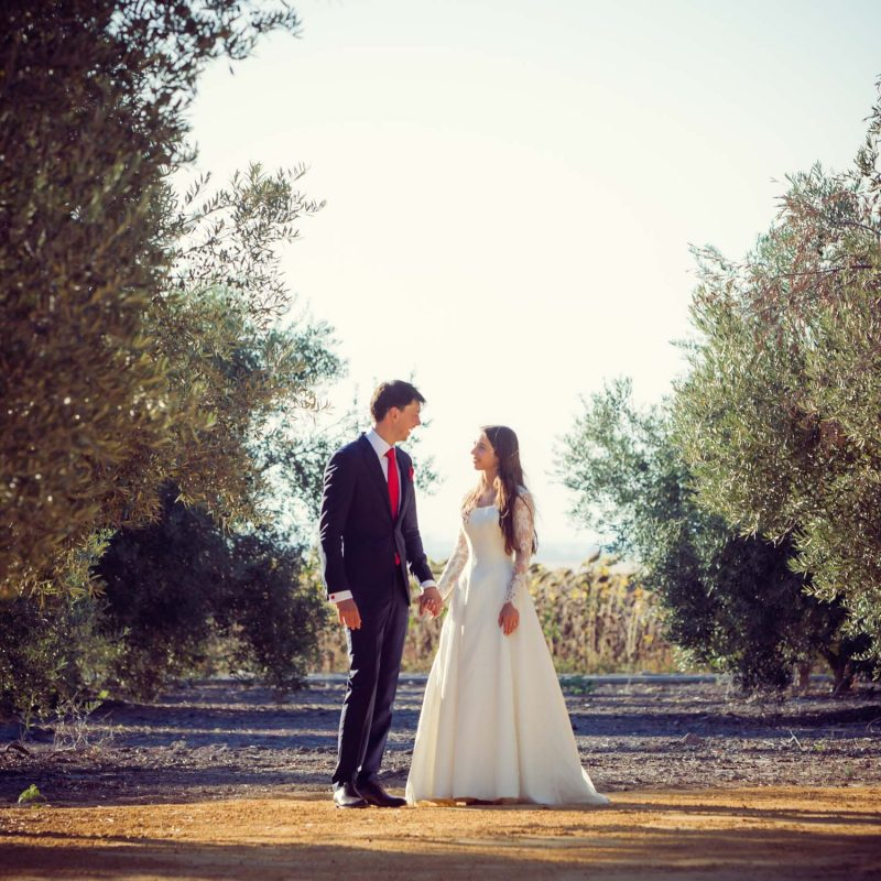 Wedding at Hacienda de San Rafael, Seville,