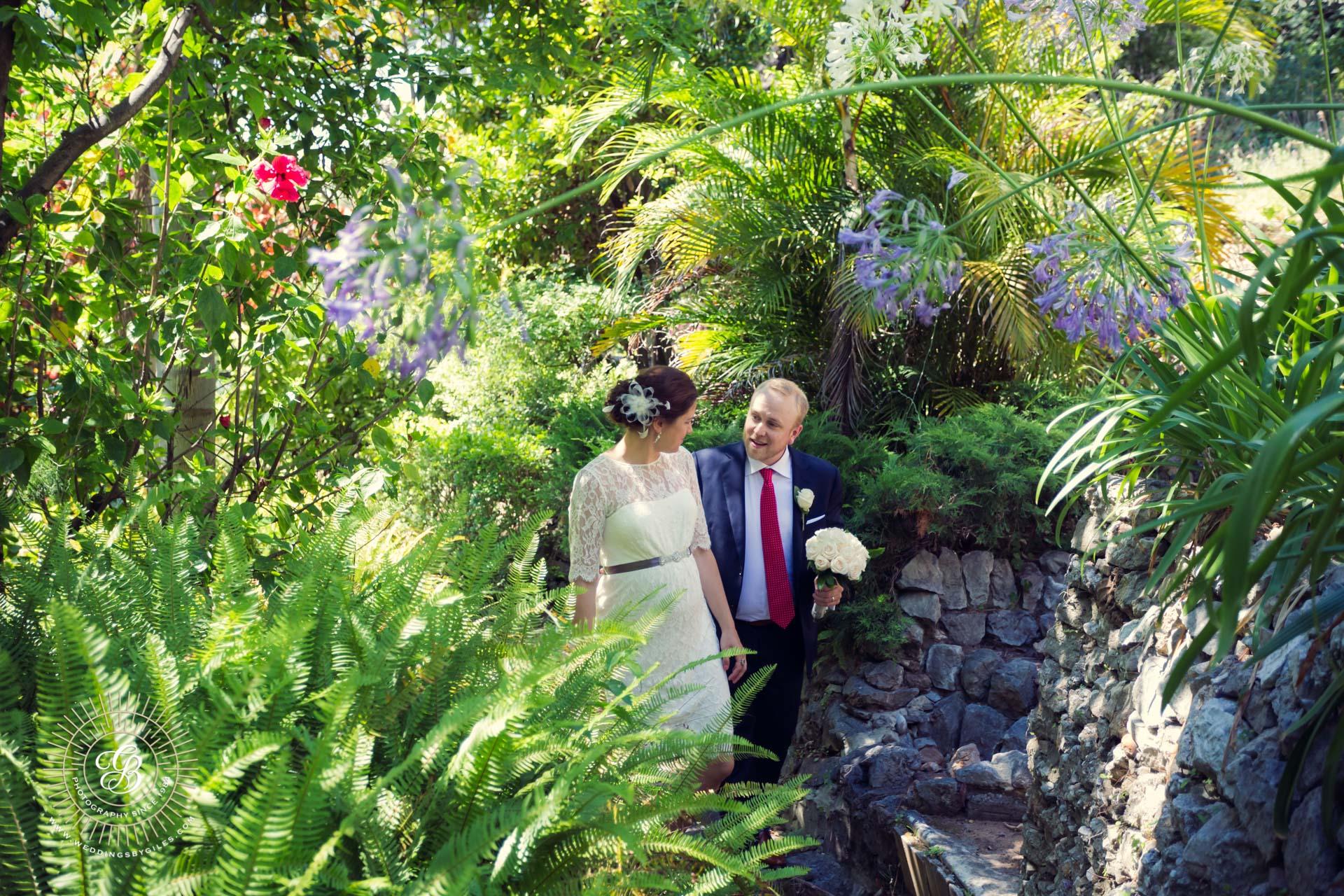 elopment in the dell, Alameda gardens