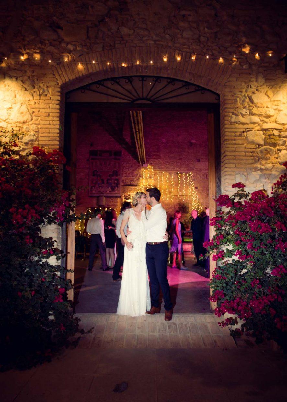 Wedding photography at Hotel Faín Viejo,