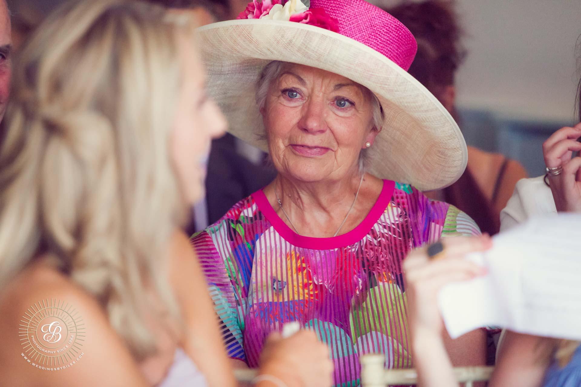 Brides Grandma