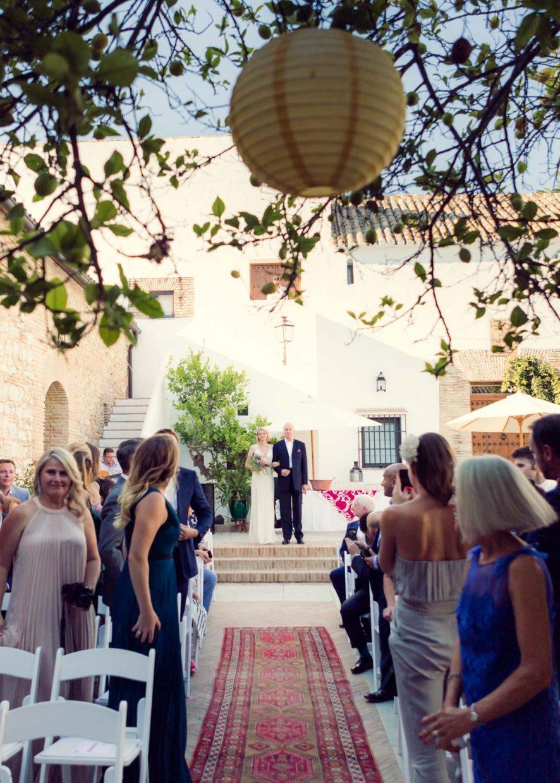 wedding isle in Faín Viejo