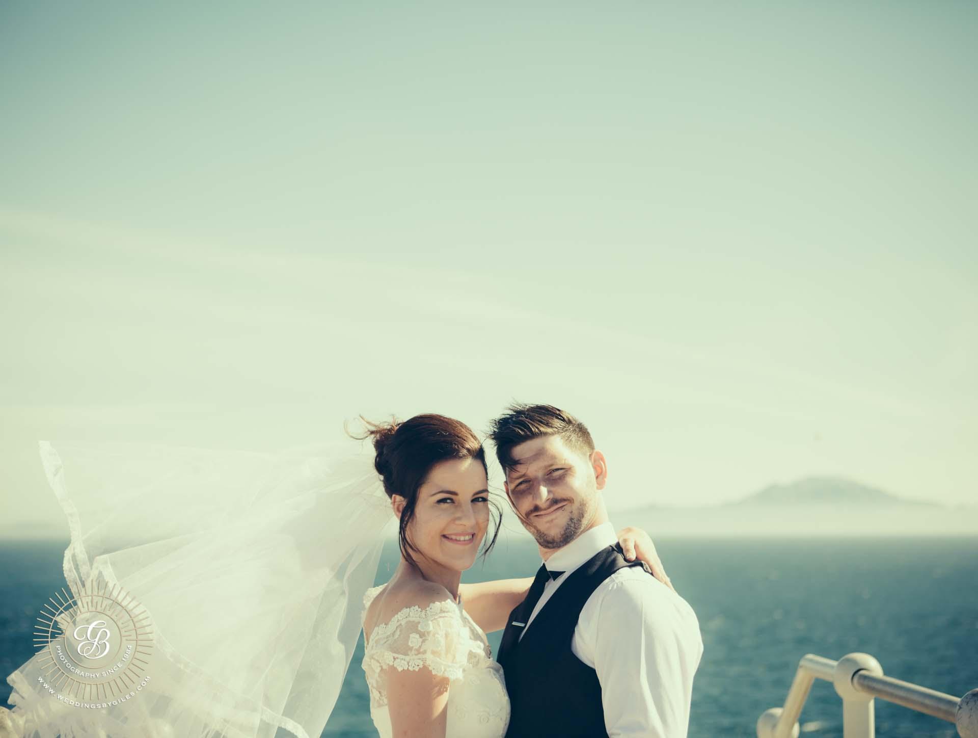 Wedding Photography at Europa point, Gibraltar