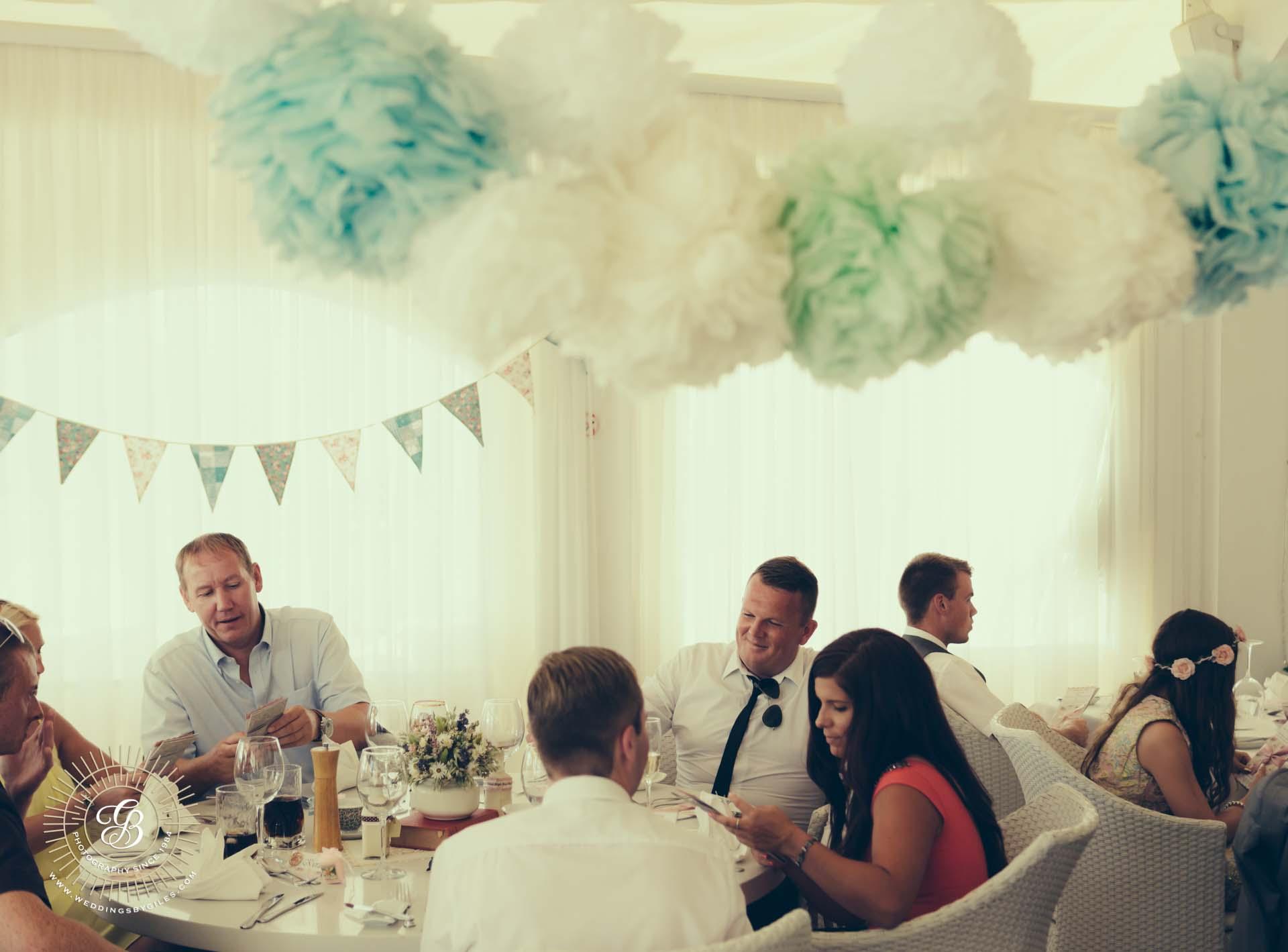 wedding reception at queensway quay Gibraltar