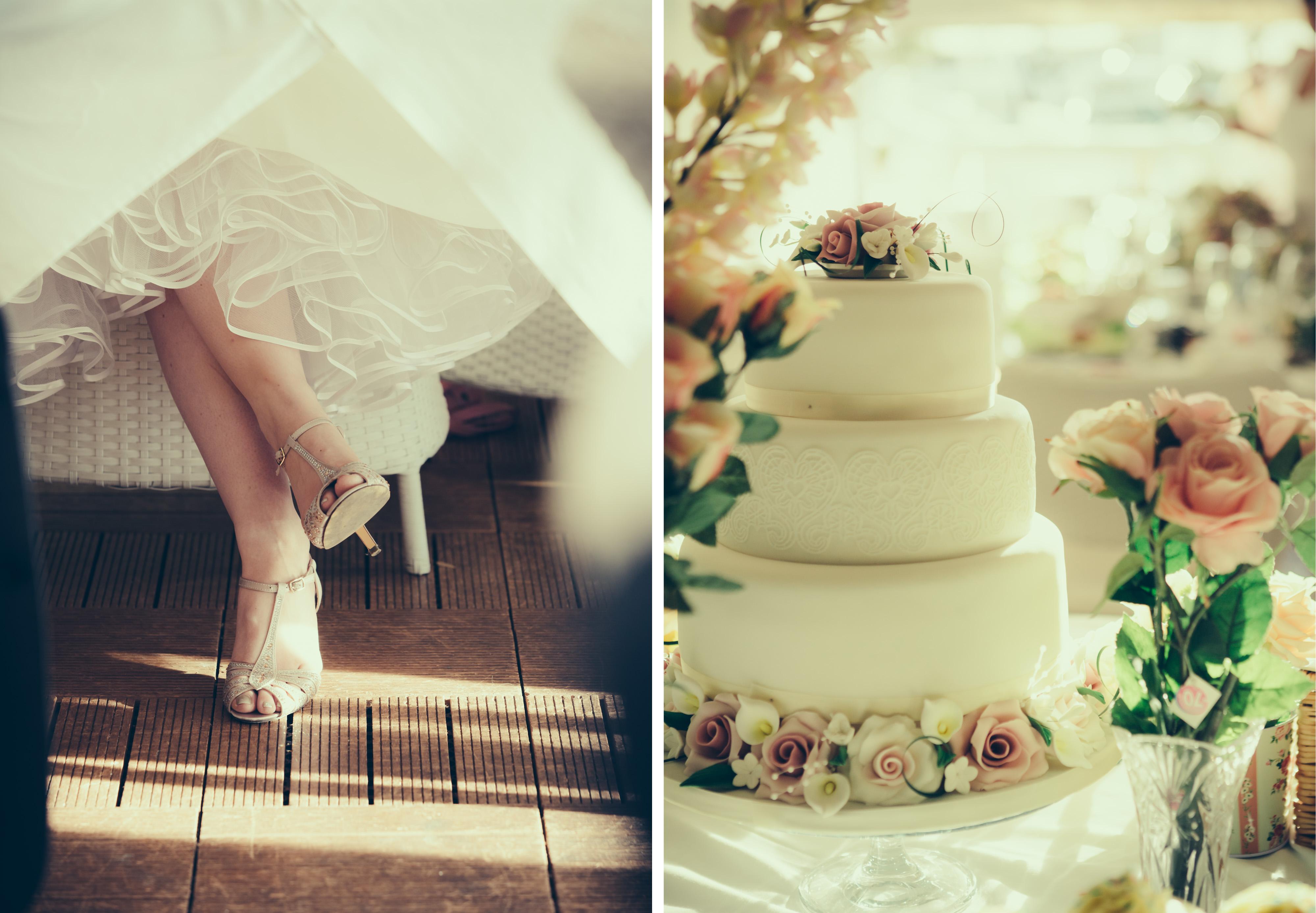 58_brides feet under table