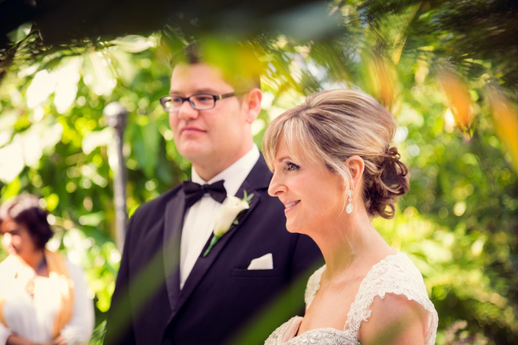 Gibraltar Garden Wedding