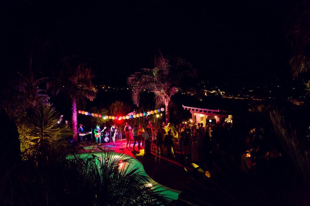 Organic wedding in Andalucia