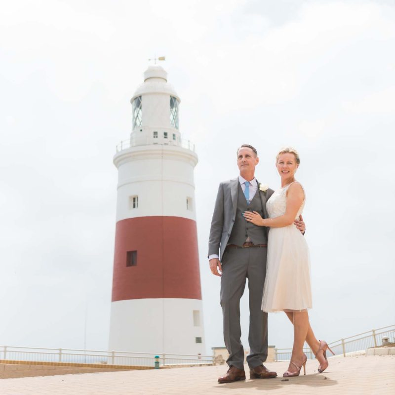 Gibraltar wedding review