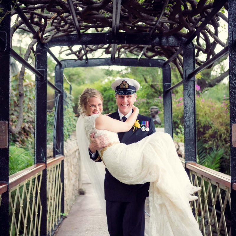 Military Wedding in Gibraltar