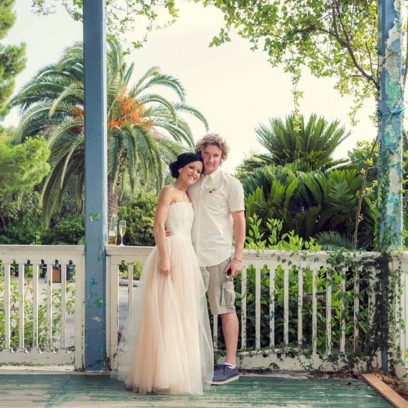 Gibraltar wedding at the Mount