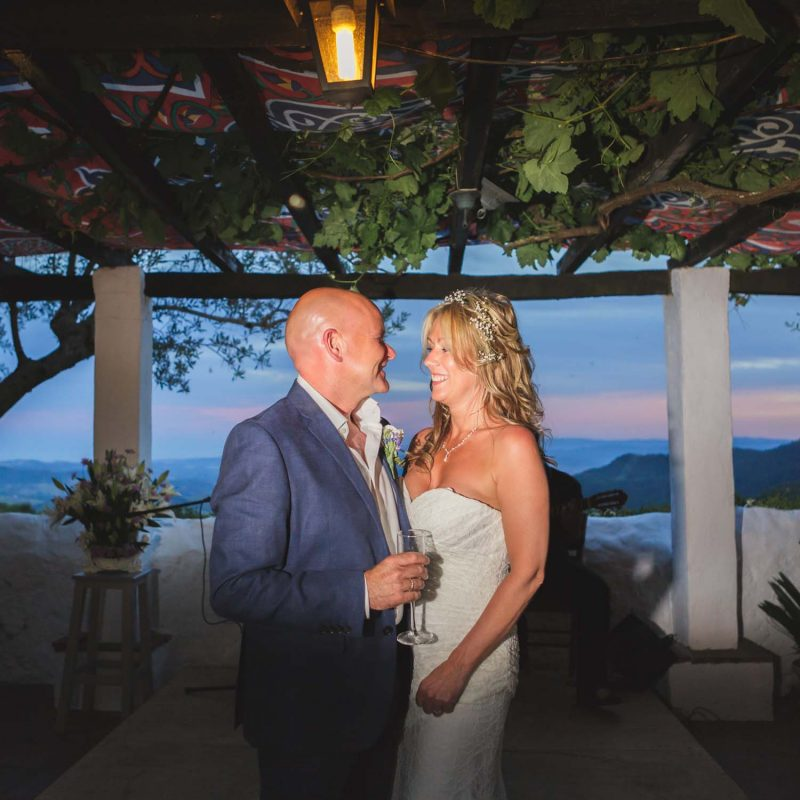 wedding in Gaucin