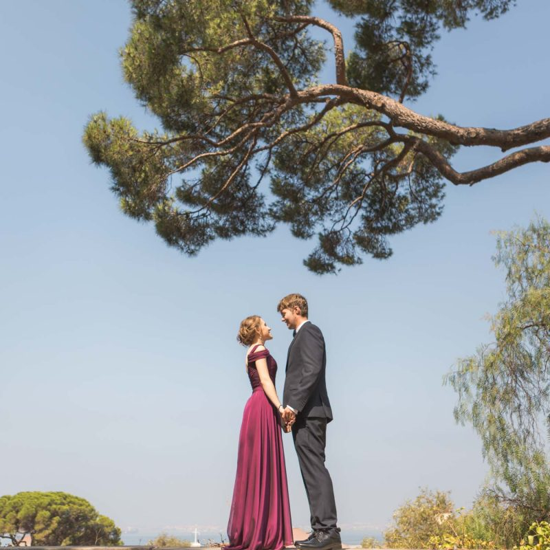 Elopement photography review in Gibraltar