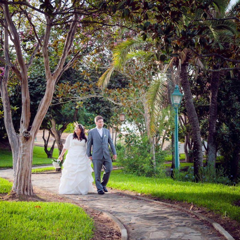 The Wedding of Al & Leanne