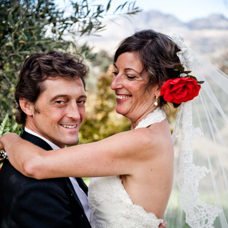 Bride and groom Testimonial