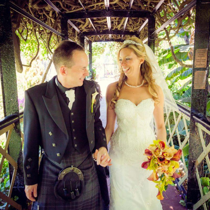 The wedding of Steven & Kirsty